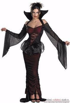 ?????? ??????? ? ??? ???? - ??????? ?????? ???????????? ????????? ???? ???? ? ????? 14 ??????????  sc 1 st  Pinterest & Adult Black Spider Vampire Costume | Halloween | Pinterest | Vampire ...