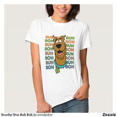 Scooby-Doo Ruh Roh T Shirt. Regalos, Gifts. #camiseta #tshirt