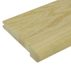 Stair Parts 5 1/2 In. X 12 In. X 1 1/8 In. Unfinished Red Oak Landing Tread