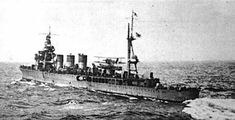 IJN Abukuma - Incrociatore pesante - She was used during Pearl Harbour as a flagship and used on various other battlles on the South Pacific. She sank on October 26, 1944 with 250 crew members, but another Japanes ship was able to rescue over 275 of the remaining crew.