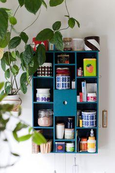 The beauty shelf