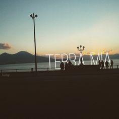 Terra mia, Napoli, Text Songs , City & Digital Hearts