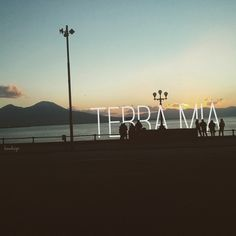 Terra mia, Napoli, Text Songs , City & Digital Hearts