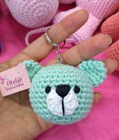 Image Article – Page 174021973088418882 Crochet Rabbit, Crochet Bear, Crochet Gifts, Cute Crochet, Crochet Toys, Crochet Keychain Pattern, Easter Crochet Patterns, Crochet Accessories, Key Chain