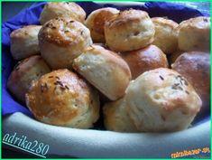 Kapustove pagaciky - absolutne fantasticke******** Pretzel Bites, Biscuits, Muffin, Potatoes, Bread, Vegetables, Breakfast, Food, Diy