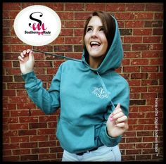 Southern Made Signature Fleece Pullover by SouthernMadeShirts, $32.00