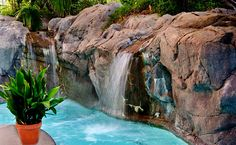 Gotta go to Sycamore Mineral Springs to check out hot tub ideas. Research!