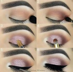 Makeup tutorial concealer make up 25 ideas The post Makeup tutorial co. Make-up Tuto Eye Makeup Tips, Makeup Goals, Love Makeup, Skin Makeup, Makeup Inspo, Eyeshadow Makeup, Makeup Inspiration, Beauty Makeup, Eyeshadow Palette