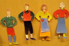 Kalevalanpäivään sopiva työ www.kolumbus.fi/mm.salo Doll Houses, Ronald Mcdonald, Holidays, Dolls, Fictional Characters, Accessories, History, Baby Dolls, Dollhouses