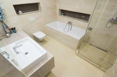 Rekonstrukce koupelny na Praze 10