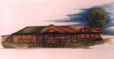 Residence in Gate City, Virginia