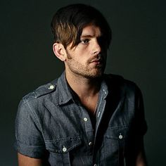 Caleb Followill from Kings of Leon