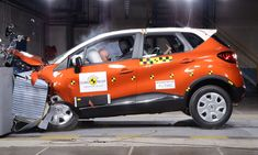 TOP 10 Euro NCAP: classifica auto più sicure del 2015
