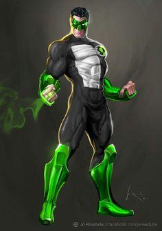 Justice League - Kyle Rayner - Green Lantern