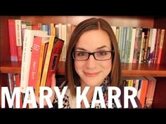 Author Overview: Mary Karr
