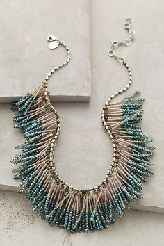 Skye Necklace #AnthroFave