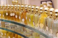 Annick Goutal parfums (swoon). #french..I want EVERY one of these...the smell is heavenly <3