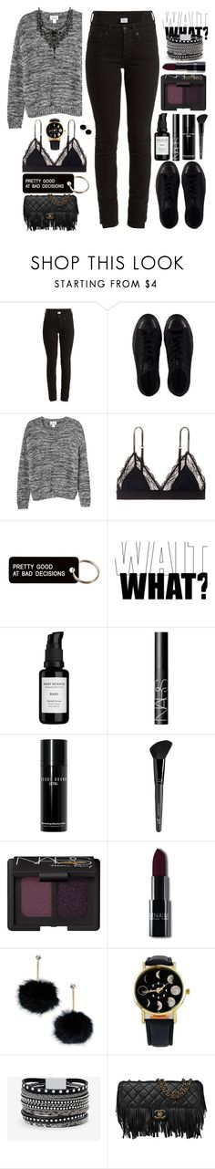 """""""black friday? Feels like that already happened."""" by moodboardsbyluna ❤ liked on Polyvore featuring Vetements, Converse, Monki, LoveStories, Various Projects, Root Science, NARS Cosmetics, Bobbi Brown Cosmetics, Old Navy and Kate Spade"""