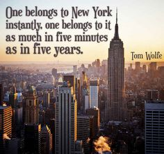 21 Writers Who Got It Right About New York City