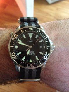 Omega Seamaster 2254.50 #omega #seamaster