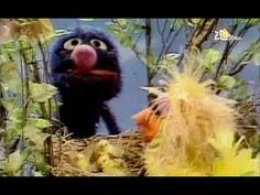 Sesamstraat - Grover - Eieren