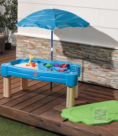Cascading Cove Sand & Water Table | Sand & Water | by Step2