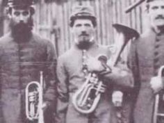 Brass Bands played an important role during the Civil War providing martial music for dress parades, serenades for officers and music of home for the troops. Music recorded by the Federal City Brass Band, one of the top Civil War bands in the U.S. today. Tunes include Bonnie Blue Flag Dixie and Battle Hymn of the Republic. For more information p...