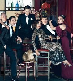 Vanity Fair Hollywood Issue – PHOTO Would be such fun worth the Wedding party