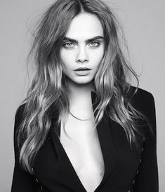 cool Cara Delevingne by Daniel Jackson for WSJ June 2015  [Fashion]