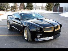 "2010 ""Lingenfelter"" Pontiac Firebird Trans Am concept car."