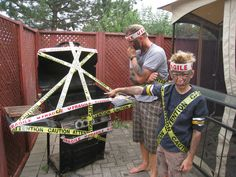 7th Annual Canada's Worst Barbecue Contestant #CanadasWorstBarbecue
