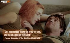 The article talks about 25 heartfelt movie dialogues from various epic Hollywood films that will teach you how life is actually very simple. Movie Dialogues, Eternal Sunshine, Celebrity Photos, The Past, Entertaining, Memories, Teaching, Film, Couple Photos