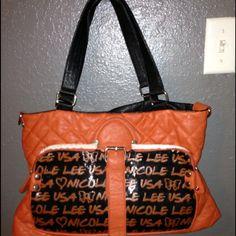 Nicole Lee Handbag Nicole Lee Handbag. Gently used. Nicole Lee Bags