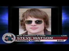 Paul Watson & Steve Watson: The Poisoned Diseased Culture - Alex Jones Tv 2/2 - YouTube
