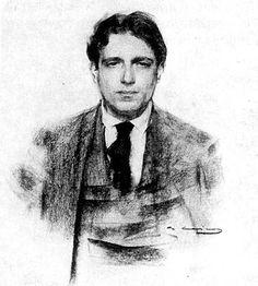 Ramon Casas - Eugeni d'Ors