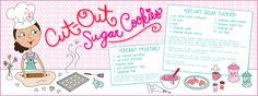 Cut-Out Sugar Cookies by Wendy Sefcik