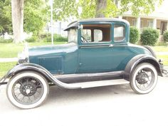 1929 Ford??