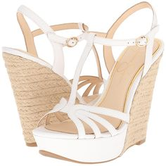 Jessica Simpson Bevin in Powder Embossed Reptile