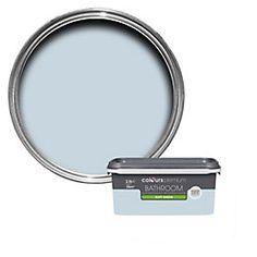 Colours Bathroom Oxygen Soft Sheen Emulsion Paint 2.5L