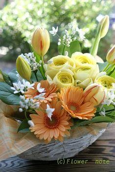 『【誕生祝】枝折りmusic♪』 http://ameblo.jp/flower-note/entry-11168744777.html