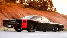 1968 Plymouth Road Runner DROPPED. Ohmeingott!!!