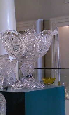 My dream punchbowl can be found at the Lightner Museum.