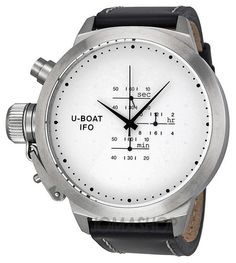 U-Boat IFO Chrono 313 Limited Edition Mens Watch | I love the look of this.
