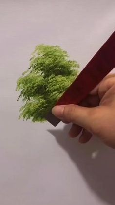 Watercolor Art Lessons, Watercolor Painting Techniques, Diy Painting, Watercolor Paintings, Acrylic Painting Trees, Tree Paintings, Watercolor Trees, Painting Videos, Art Painting Gallery