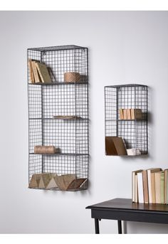 NEW Wire Wall Rack - Large - JUST ARRIVED
