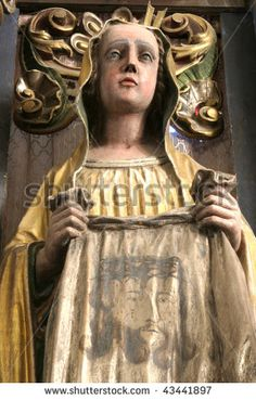 Find Saint Veronica Her Veil stock images in HD and millions of other royalty-free stock photos, illustrations and vectors in the Shutterstock collection. Thousands of new, high-quality pictures added every day. St Veronica, Veil, Photo Editing, Saints, Royalty Free Stock Photos, Princess Zelda, Statue, Illustration, Pictures