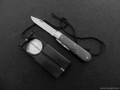 Wenger Delemont Swiss Army Soldier Knife Mod. 08 & Recta DP Swiss Army Marching Compass