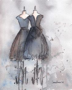 Vintage Madeline Mirror Dress Lauren Maurer