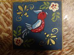 Armário decorado por SilviaSpin em 2014    PINTURA DECORATIVA EM MADEIRA - ESTILO BAUERNMALEREI     BAUERNMALEREI é um estilo de pintura a...