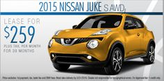 Great deal on a new Juke   See it here http://www.baronnissanofroslyn.com/new-nissan-juke-long-island-ny